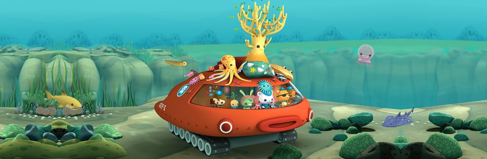 海底小纵队第四季动画片全集中文版在线观看